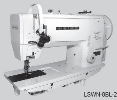 Seiko Lswn 28 Bl Series Industrial Sewing Machine Sewing
