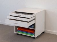 Horn Modular 3 Drawer with Adjustable Shelf